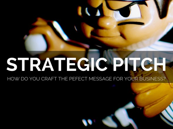 Business Pitch Strategy